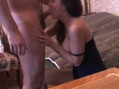 Russian girl from Citybank fucking with her boss