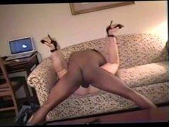 Sexo en el sofa
