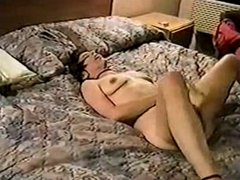 MILF With BBC - Cuck Hubby Cleaning the Creampie