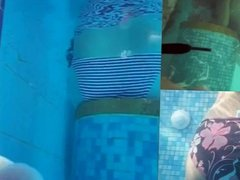 MyVidsRocK4Life's Underwater Cumshot Comp