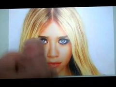 Cum Tribute - Mary-Kate Olsen