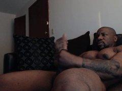 beating my dick