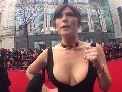 Gemma Arterton: EPIC Cleavage!