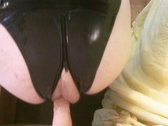 Pigtranny - White cock assfuck