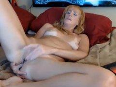 Blonde Slender Milf Webcam 34367