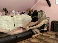 Nude Girl Spanking