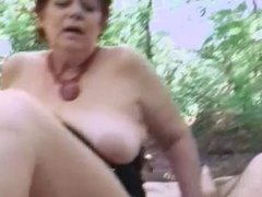 I just Banged your Granny in the Forest #6 (POV)