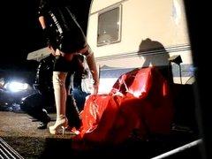 Camping Slut Lady Nikia