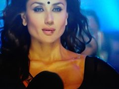 Kareena Kapoor Hot Bollywood Actress Cum Tribute #1
