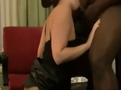 hot tight pussy wife try BBC (cuckold)