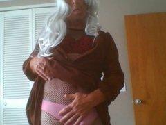 Scene #1  Undressing....