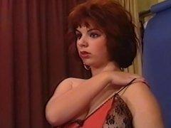 Pin-Up Redhead Fraulein