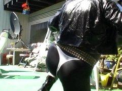 Roxina Tart In High Heels X