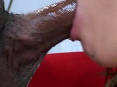 Ashley Blue roughed by a BBC