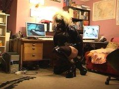 Roxina Cat Mask Slut X