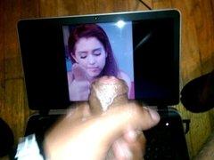 Ariana Grande HOT Fake Nude GIFS Cum Tribute