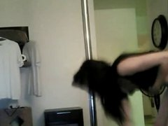 Pole Dance TS Stripper