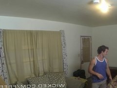 Wicked - Hot sex caught on hotel camera