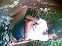 Assamese couple sucking n fucking outdoor nice video
