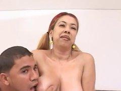 Titty's too big
