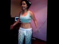Turkish teen elif hot dance oryantel