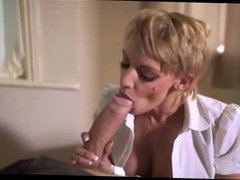 Big Cock and skillful slutty facial