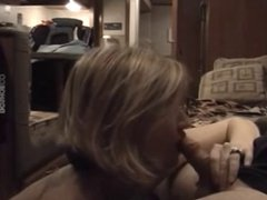 Amateur Blonde chick anal fuck