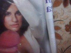 Natalie Portman Cumtribute