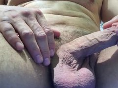 Multiple orgasms with cum - part 1
