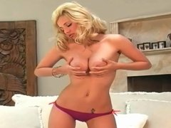 Sandy Pink Dildo