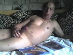 Dad big cum tribute