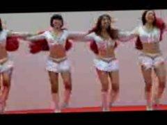 cheerleaders upskirt  by loyalsock
