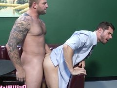 Colby Jansen sucked and fucks ass