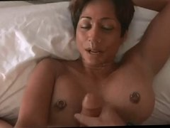 Amateur facial 53 pov
