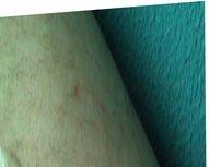 Jizzing on my thigh