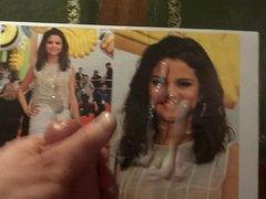 Cum tribute to Selena Gomez (no.5)
