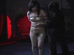 Upside Down Flogging a Japanese M