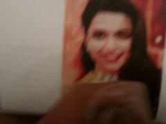 Deepika Padukone Hot Cumshot Tribute