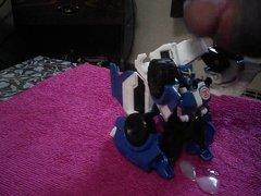 Cum On: Strongarm (Transformers RiD)