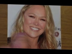 Cum Tribute - Ronda Rousey