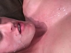 Cum Eating  6