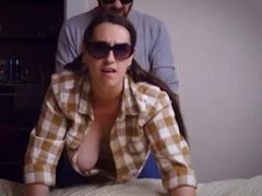 Look into the Camera #52 Busty MILF with Shades