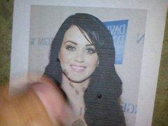 Cum on Katy Perry