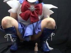 Japan cosplay cross dresse52