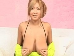 asian with monster nipples