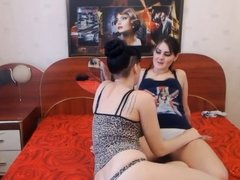 Sex chat with lesbians