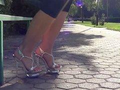 Crystal High Heels (HD)