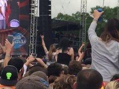 Rockfest 2015 TittyFlashers Kansas City, Missouri