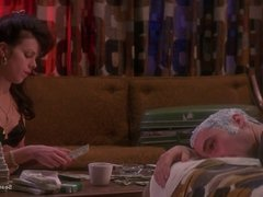 Debi Mazar nude - Money for Nothing