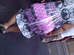 Abuela en vestido largo Mega culote